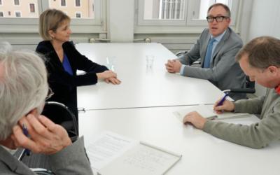 Fabienne Fischer et Michel Matter: quelques nuances de Verts en jeu