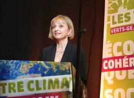 Fabienne Fischer candidate des Verts au Conseil d'Etat