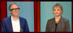 Fabienne Fischer face à Michel Matter, Genève à chaud du 24 janvier 2021
