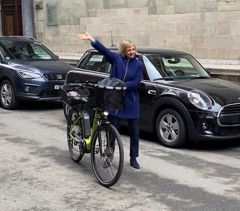 Oui à une mobilité durable plébiscitée!